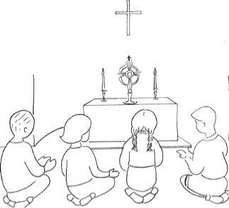 Catechisme Saint Sacrement Lyon